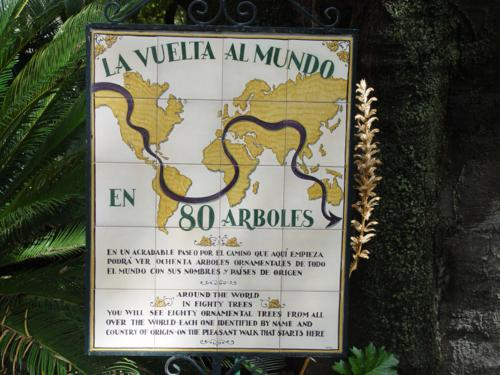 Histórico La Concepción (Málaga) (Parte 3 de 4) Jardines Modernos