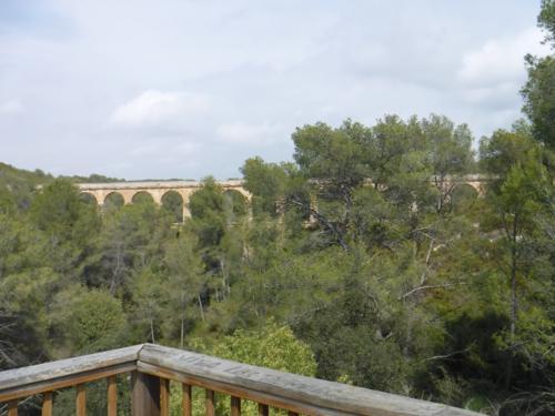 El puente del Diablo de Tarragona
