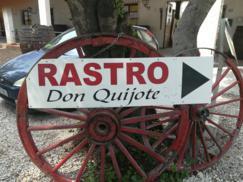 rastro Don Quijote